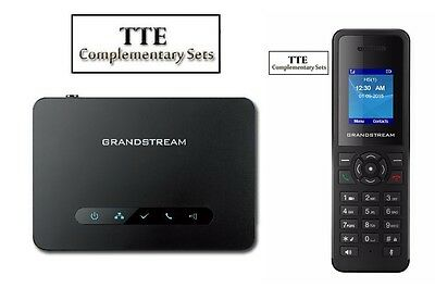 Grandstream DP750 DECT VoIP Base Station + 1ct DP720 DECT Phone