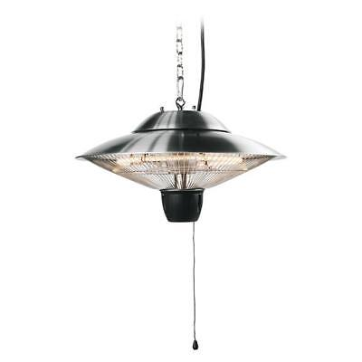 Outwell Camping/Patio Tent Garden Heater 1500W