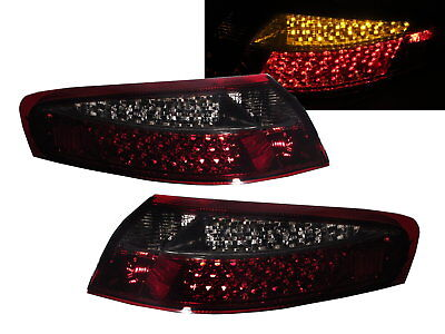 CARRERA 911 996 1998-2005 LED Tail Rear Light RED/SMOKE for PORSCHE