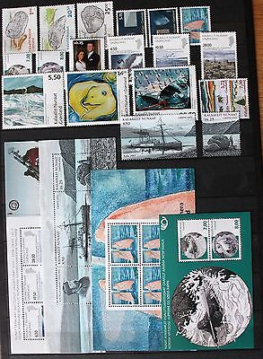 Greenland Year Set 2008 MNH Complete - EXCELLENT!