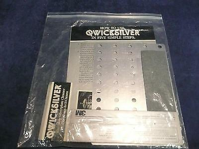 BRAND NEW UNUSED Quicksilver silver cleaning kit polishing shine