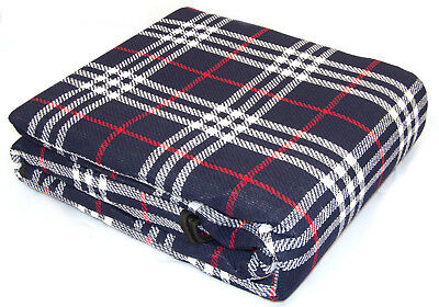 Andes XL Waterproof Backed Travel Picnic Rug Outdoor Camping 300 x 220cm Blanket