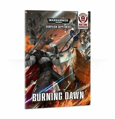 Raven Guard / Tau OPERATION BURNING DAWN Campaign Supplement burningdawn
