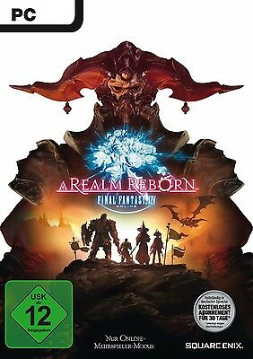Final Fantasy XIV - A Realm Reborn Standard Edition PC Download Key SQUARE ENIX