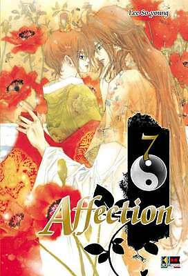 Manga - AFFECTION  N. 7 - nuovo italiano - flashbook