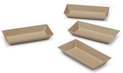 Paul Hollywood Bakeware Set of 4 Non Stick Mini Rectangular Baking Tins