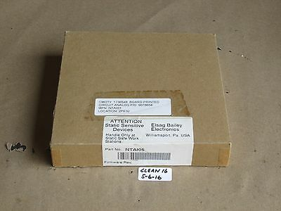 New In Box Abb/bailey Nta105 Analog Input Card  Factory Sealed