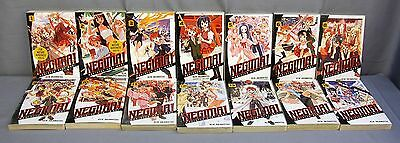 NEGIMA! MAGISTER NEGI MAGI #1 2 3 4 5 6 8 9 10 11 12 13 14 15 English Manga Book