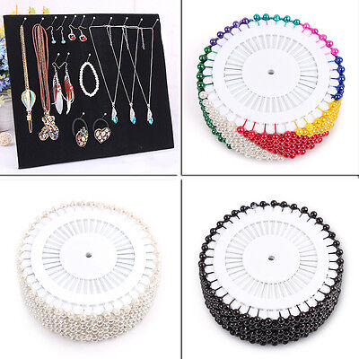 Necklace Jewelry Pendant Chain Bracelet Earring Show Display Holder Stand Neck