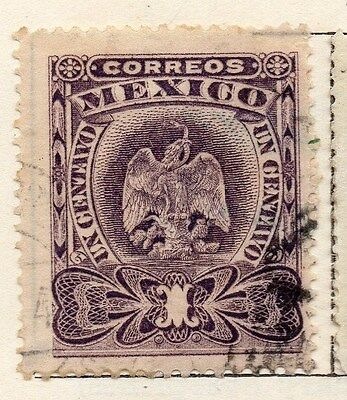 Mexico 1903 Early Issue Fine Used 1c. 074483