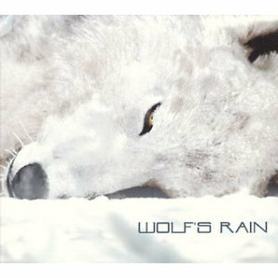 Wolf's Rain SOUNDTRACK CD Japanese WOLF'S RAIN O.S.T 1