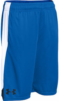 Under Armour Eliminator Junior Running Shorts - Blue