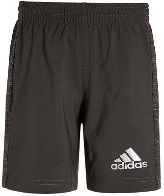 adidas Response Junior Running Shorts - Black