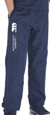 Canterbury Open Hem Stadium Junior Pants - Navy
