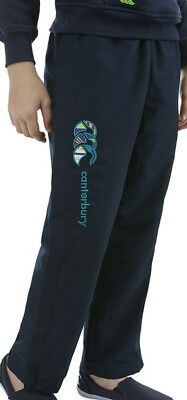 Canterbury Open Hem Stadium Junior Pants - Blue