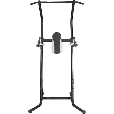 Power Tower Klimmzug Station Dips Sit-Up Trainer Klimmzugstange Gorilla Sports
