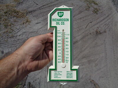 Richardson BP Oil Co.High Springs Lake City Jax Ocala Melbourne Thermometer