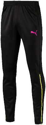 Puma evoTRG Mens Football Training Pants - Black