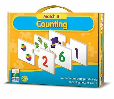 The Learning Journey Match It! Counting Standard Packaging