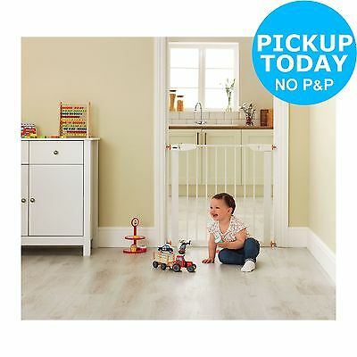 BabyStart Pressure-fit Safety Gate. From the Official Argos Shop on ebay