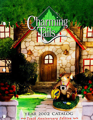 Charming Tails 2002 Catalog Anniversary Edition Dean Griff