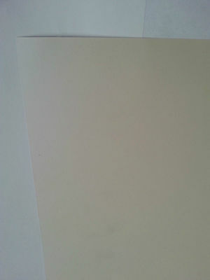 A4 Ivory 230gsm Double Sided Quality Shimmer Pearlescent Card