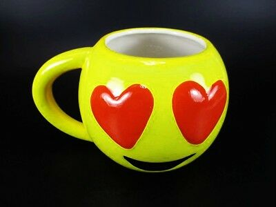 Emoji Tasse Kaffeetasse Cool Emoticon Emotion coffee mug,Neu,Motiv1