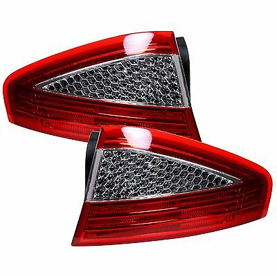 Ford Mondeo Mk4 Hatchback 6/2007-3/2011 Rear Tail Lights 1 Pair O/s & N/s