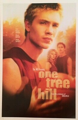 ONE TREE HILL poster 11 x 17