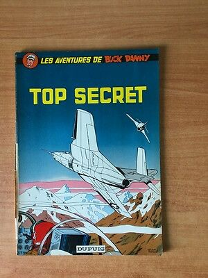 BUCK DANNY n° 22 : TOP SECRET