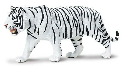 Safari Ltd. - Wildlife Wonders - White Siberian Tiger - XL