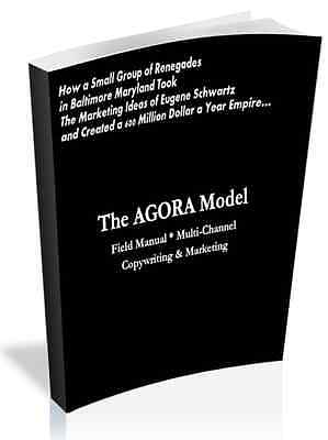 Have The Courage...apply The Agora $600 Million Marketing Plan...cash In Secrets