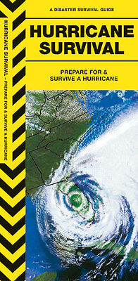 Hurricane Survival - Prepare for Emergency Disaster Guide Bug Out Bag Kit Book