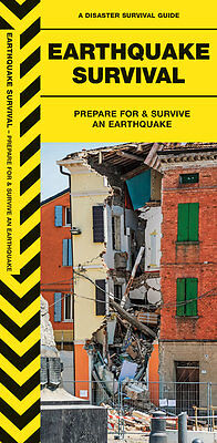 Earthquake Survival - Prepare for Emergency Disaster Guide Bug Out Bag Kit Book