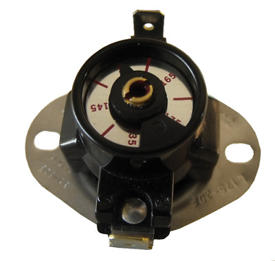 3L01-190 Limit Switch Open On Temp Rise 190 C150 Therm O Disc 60T11-610015
