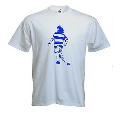 Stan Bowles Of QPR FC Football Club T-Shirt Jersey - All Sizes