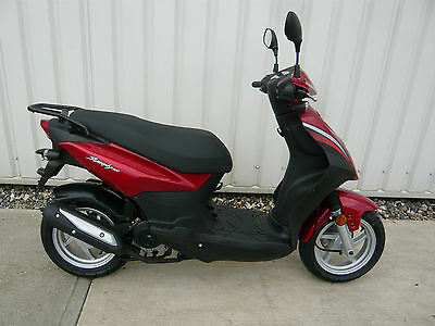 Sym Symply 50 Moped Scooter 2014 Brand New