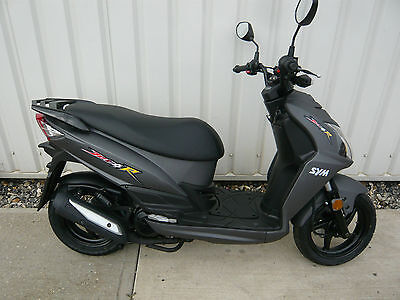 Sym Jet 4 R 50cc Scooter Moped 2014 Brand New Leaner