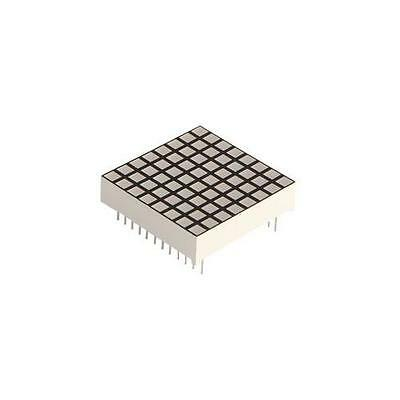 GA97370 458 Adafruit Industries LED Matrix , 8X8 , 30mm , Bicolour , R/G