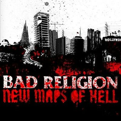Bad Religion - New Maps of Hell [New CD]