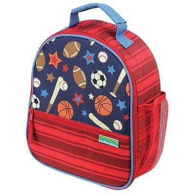 Personalized Stephen Joseph All Over Print Lunchbox Sports