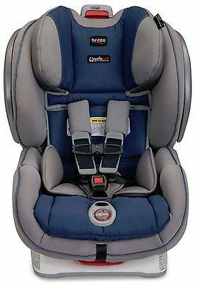 Britax Advocate Clicktight Convertible Car Seat Baby Child Safety Tahoe NEW 2016