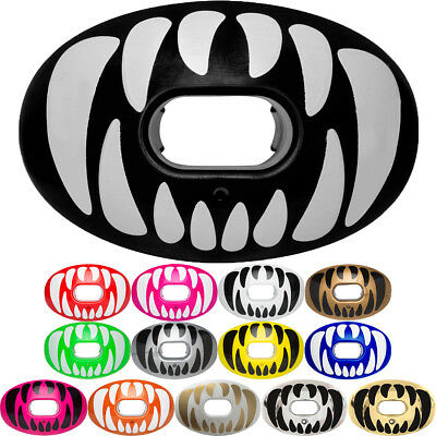 Battle Sports Science Predator Oxygen Lip Protector Mouthguard