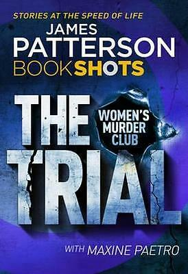 NEW The Trial By James Patterson Paperback Free Shipping