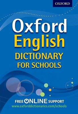Oxford English Dictionary for Schools (Hardcover), Oxford Diction. 9780192756985
