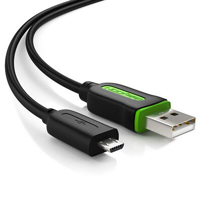 deleyCON 7,5m Gaming micro-USB Ladekabel für XBOX-One Controller X-Box One Pad