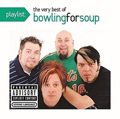 Bowling for Soup - Playlist: The Very Best of Bowling for Soup [New CD]