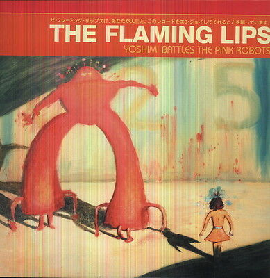 The Flaming Lips - Yoshimi Battles the Pink Robots [New Vinyl]