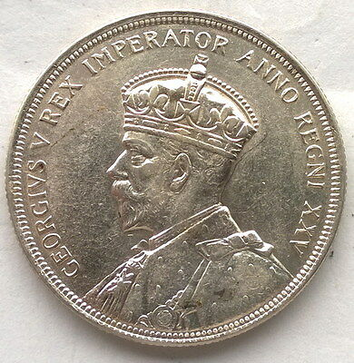 Canada 1935 George V Dollars Silver Coin