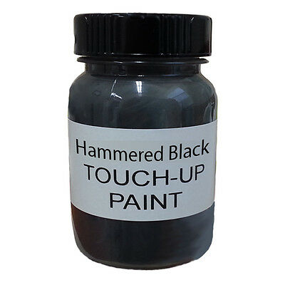 1 oz. Touch-Up Paint For Contractor Handrail - Hammered Black